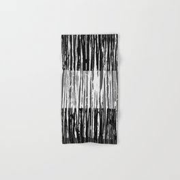 Abstract Composition 691 Hand & Bath Towel