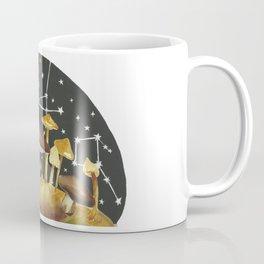 Autumn stars Coffee Mug