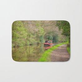 Leeds and Liverpool Canal Bath Mat