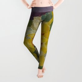 Central Park Ceterpiece Leggings