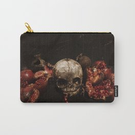 The Plague Was Born on X-mas Day Carry-All Pouch