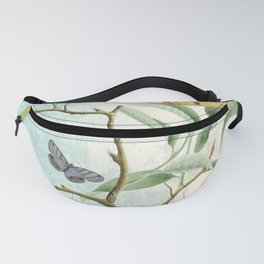 Soon shall our wings be stilled Fanny Pack