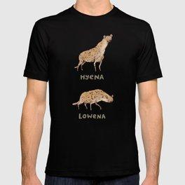 Hyena Lowena T-shirt