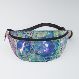 Abstract Pour Fanny Pack