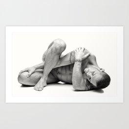 """Self Embrace"" Art Print"