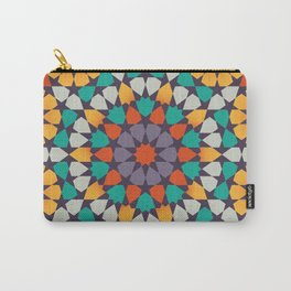 Scattered Petals Carry-All Pouch