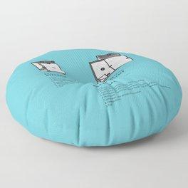 Buchbinden – Merkmale Broschur und Buch (in German) Floor Pillow