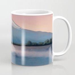 mt fuji Coffee Mug