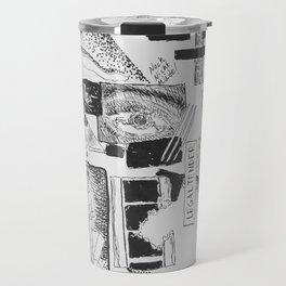 """Casablanca"" by Mauri Travel Mug"
