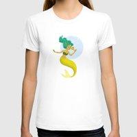 mermaid T-shirts featuring Mermaid by Alyssa Tallent