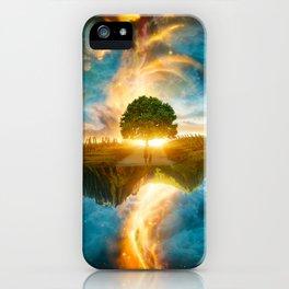 Tree of Life iPhone Case