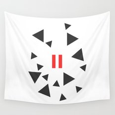 Opposite III Pause Wall Tapestry