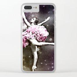 in seventh heaven Clear iPhone Case