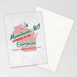 Birthplace of the Evergleam Stationery Cards