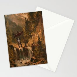 The Sasquatch Stationery Cards