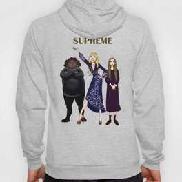 Behold, Your New Supreme Hoody