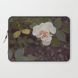 The Last Blossom (Autumn Rose) Laptop Sleeve