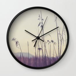 Ears of corn Wall Clock