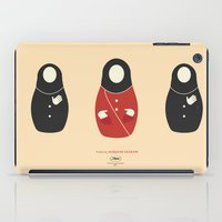 movie poster iPad Cases featuring Persepolis - Movie Poster by Stefanoreves