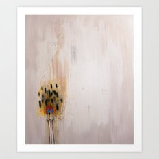 Burn Down Pretty Art Print