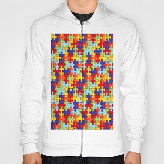 Puzzle Hoody
