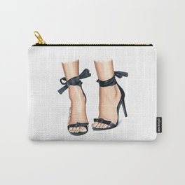 Bow heels Carry-All Pouch