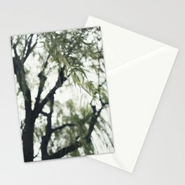Beneath the Willow Tree Stationery Cards