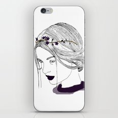 Juliet iPhone & iPod Skin