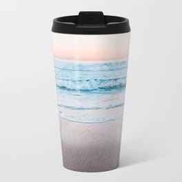 Ocean pastel Mood Metal Travel Mug