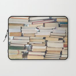 Books, Pages, Stories Laptop Sleeve