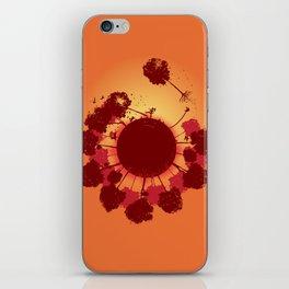 Revenge  iPhone Skin