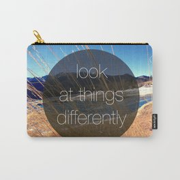 Look at Things Differently Carry-All Pouch