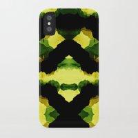 reggae iPhone & iPod Cases featuring Reggae Fields by Stoian Hitrov - Sto