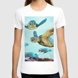Sea Turtles T-shirt