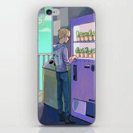 vending machine iPhone Skin