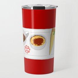 Café Gourmet Set Travel Mug