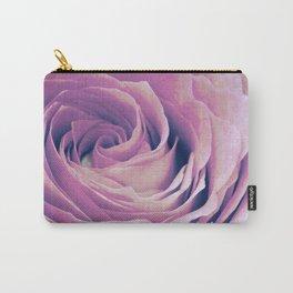 Le pétale de rose pourpre Carry-All Pouch