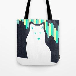 Aurora polaris Tote Bag