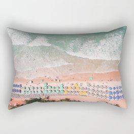 Brazil Beach Rectangular Pillow