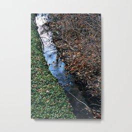 Brook Metal Print