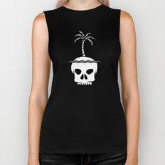 Skull Island – Black Biker Tank