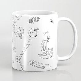 When THINGS Attack! Coffee Mug