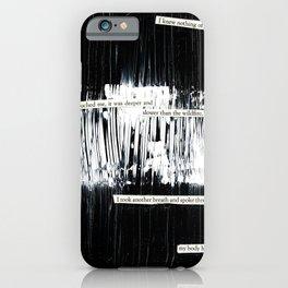 The Hibernating Soul iPhone Case