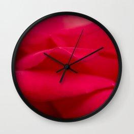 Counting Petals Wall Clock