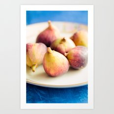 Fig ...ure it Out Art Print