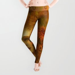 """Ofelita de Oro"" (From ""Death, Life, Hope"") Leggings"