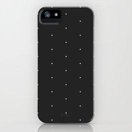 Full-Body Tracking IR Pattern I iPhone Case