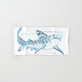 Tiger Shark II Hand & Bath Towel