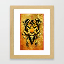 Lungri Framed Art Print