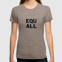 EQUALITEE - LOGOTYPE T-shirt